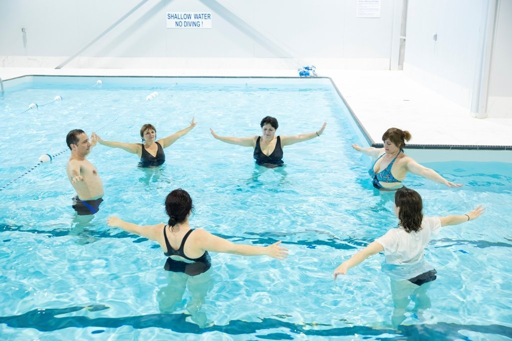 Aquatic Therapy for Multiple Sclerosis