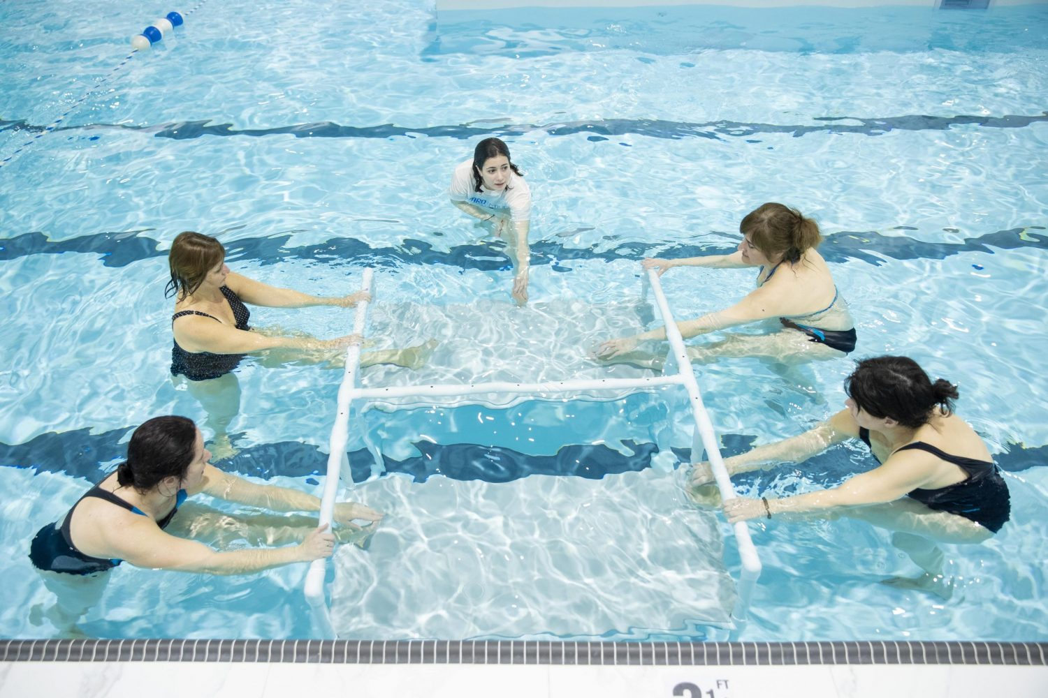 aqua therapy vs water exercises